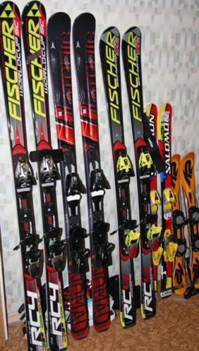 обучение горным лыжам в Москве
