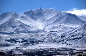 горные лыжи в турции паландокен